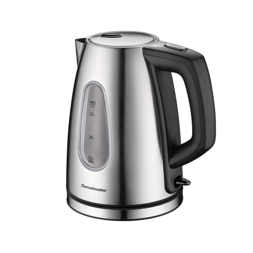 Electric Kettle 1.7L Stainless Steel Tea Kettle with Auto Shut-Off, 1000W Fast Boiling Water Kettle,  Hot Water Kettle Electric