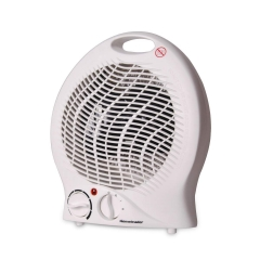 Homeleader 2-Speed Space Heater, Portable Fan Heater with Thermostat, Tabletop/Floor Ceramic Heater for Office&Small Space
