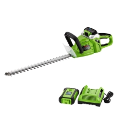 Best Partner 40-Volt Max High Performance Cordless Hedge Trimmer,20-Inch,2.0AH Battery and Charger Include