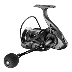 YUYA Spinning Fishing Reel 3000 for Freshwater or Saltwater with 8+1 Ball Bearing Corrosion Resistant Stainless Steel Ball Bearings and Light Weight U